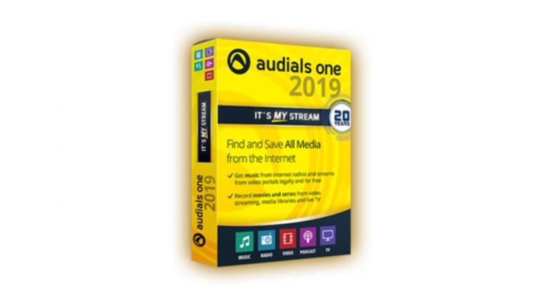 Audials One Platinum 2021.0.170.0 Crack – Key Full Download