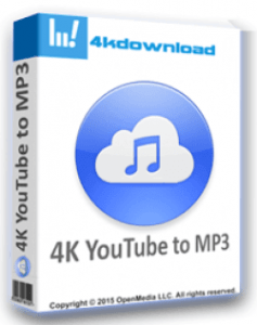 4K YouTube to MP3 3.15.1.4190 with License Key