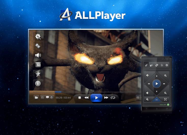 ALLPlayer Crack 8.8.3 + License Key 2020 Full Version Download