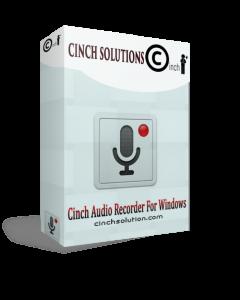 Cinch-Audio-Recorder-4.0.1-Crack + Activation-Code-Updated