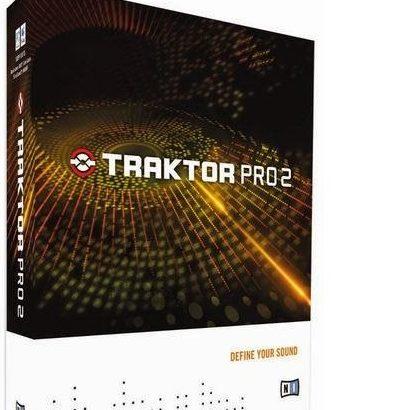 Traktor Pro 3.5.1 Crack & License Key Full Free Download