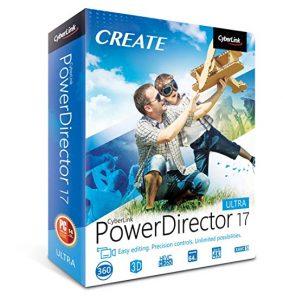 CyberLink PowerDirector 20.0.2106.0 Crack + Keygen Download 2022