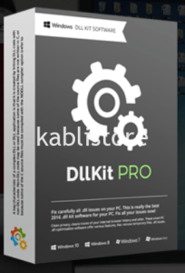 DLL Kit Pro Crack + DLL files fixer full free download