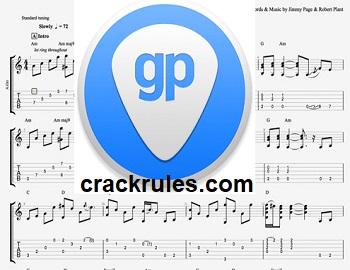Guitar Pro 7.5.5 Crack With Keygen {Win/Mac} 2021
