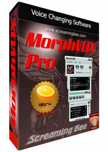 MorphVOX Pro 4.4.85 Full Crack + Keygen [Latest] 2022