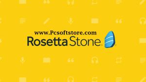 Rosetta Stone 8.13.0 Crack Latest Version Key 2021 Free Download
