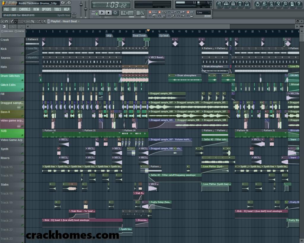 FL Studio 20.8.4.2576 Crack + Keygen & Torrent Free Download {2022}